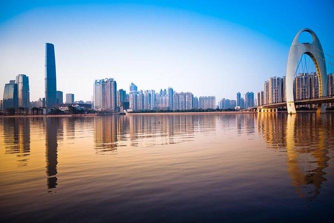 Excursão histórica privada: excursão turística pela cidade de Guangzhou, incluindo almoço