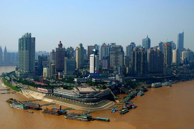 Best of Chongqing One Day Tour: Stilwell Museum, Arhat Temple, Eling Park, Panda