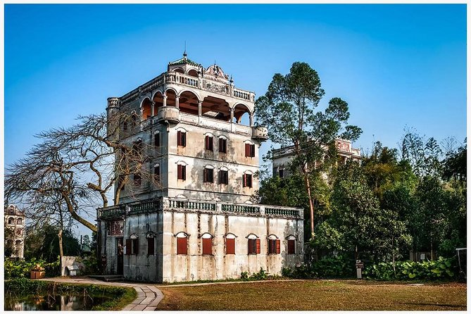 Private Tour: Kaiping One Day Excursion