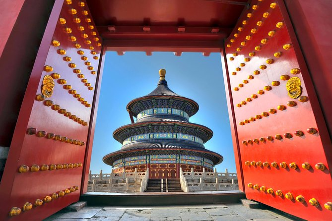 Beijing Historical Tour I - Forbidden City, Tiananmen Square & Temple of Heaven