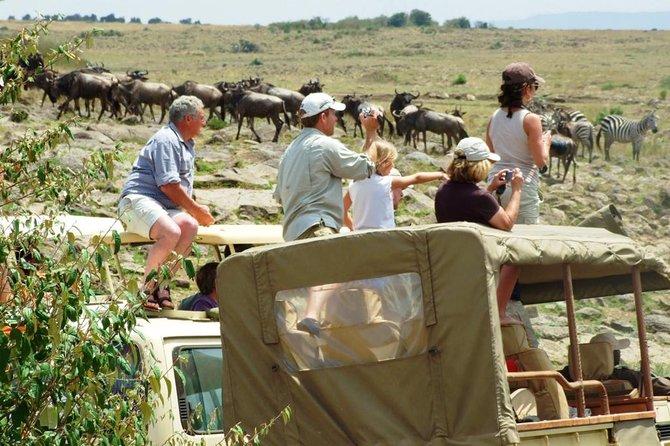 3 Days Masai Mara Camping