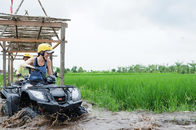Quad Bike Tours Including Lunch and Private Transportation