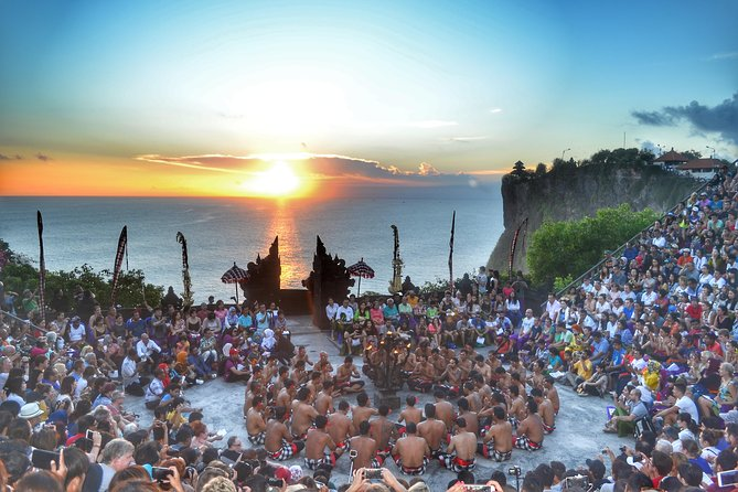 Uluwatu Sunset and Kecak Dance Tours