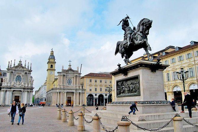 Highlights of Turin Small-Group Walking Tour