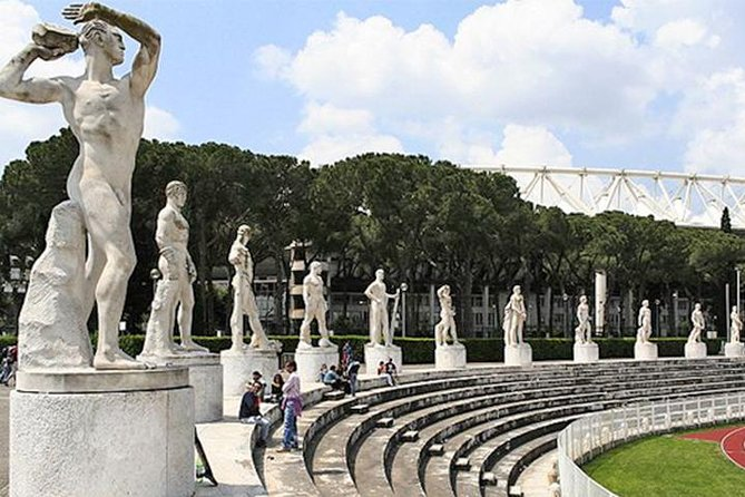 Fascist Rome Guided Tour: The Rise and Fall of Mussolini