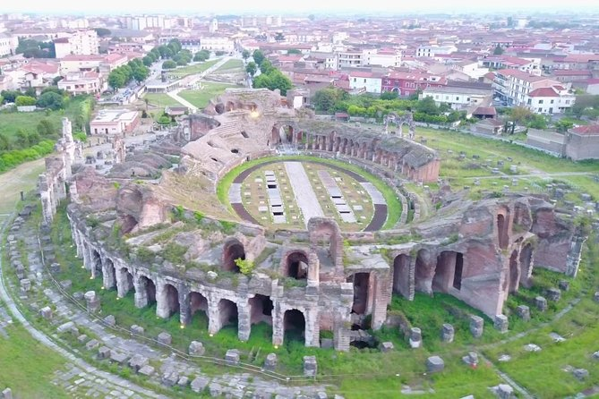 Spartacus tour: Rome to Ancient Capua and Pompeii