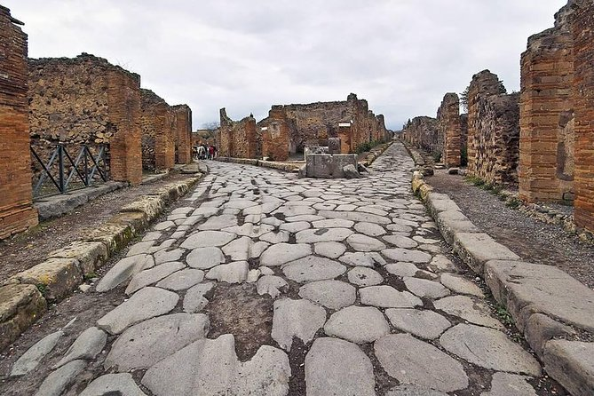 Herculaneum ruins and Naples National Archaeological Museum tour from Naples