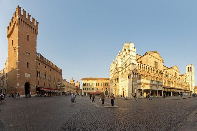 Ferrara City Center Private Walking Tour with a Local Guide