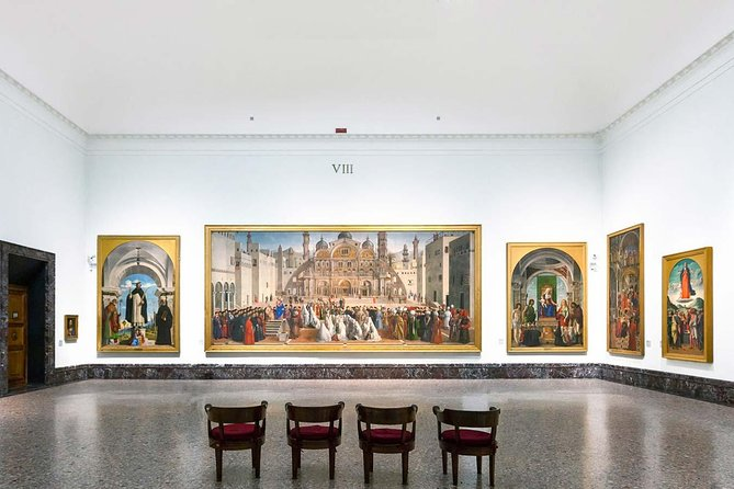 Brera Art Gallery and Sforza Castle Private Tour with Expert Guide
