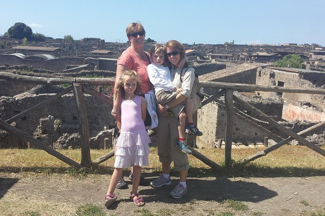 Pompeii Tour For Children and their Families photo 2