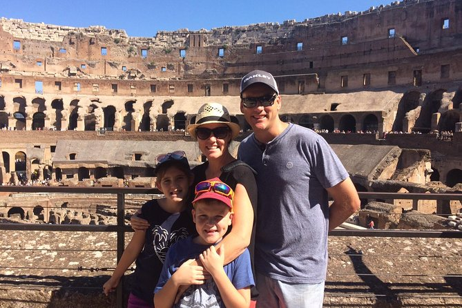Rome in 2 days tour including Colosseum, Trevi Fountain and Sistine Chapel