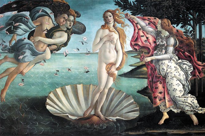 Skip-the-Line Uffizi Gallery Private Tour with Local Guide
