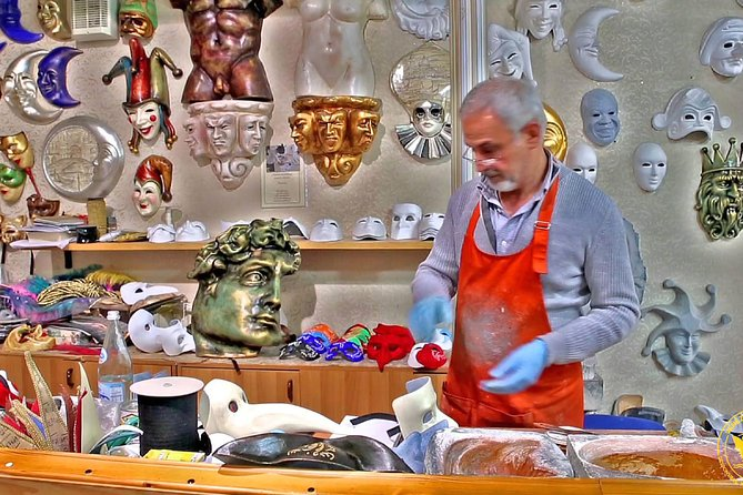 Venice Craftsmen and Traditional Artisans Private Guided Tour
