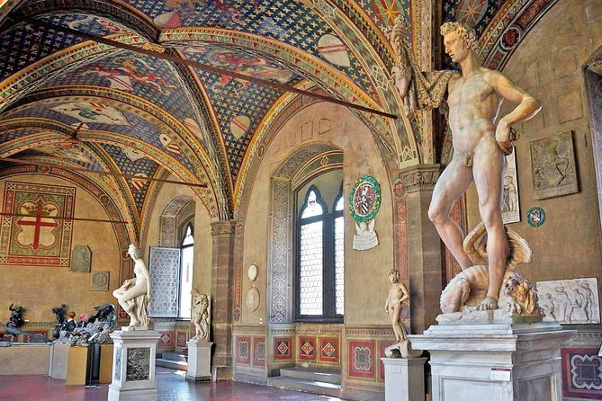 Skip the Line Bargello Palace and Museum Private Guided Tour