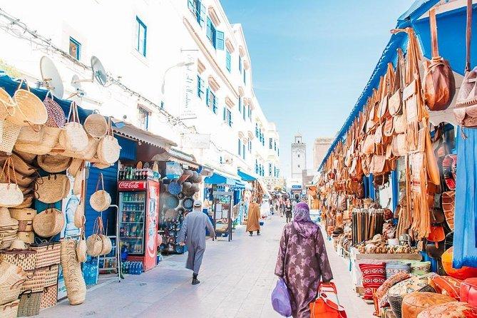 Essaouira Day Trip From Agadir