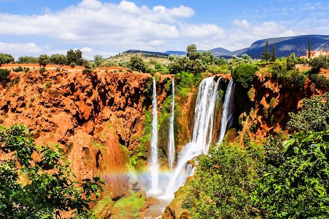 Private day trip at the Ouzoud Waterfalls from Marrakech