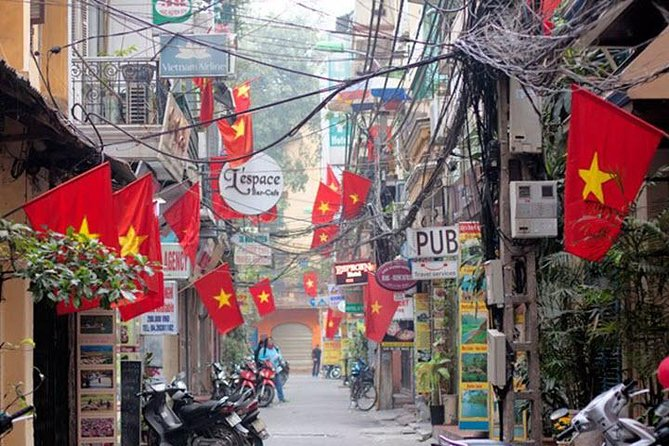 Highlights of Hanoi Full-Day City Tour with Lunch