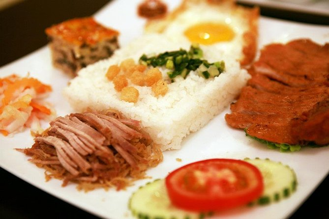 Private Evening Food Tour Including Bitexco Financial Tower Visit