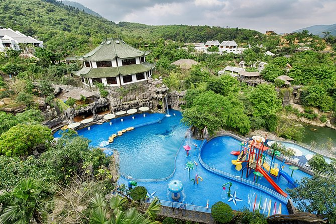 Private tour: Nui Than Tai Hot Spring Park