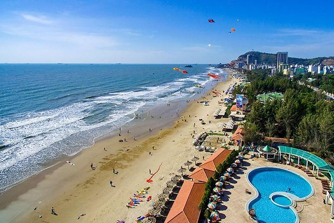 Full-day Vung Tau city tour with Seafood Lunch