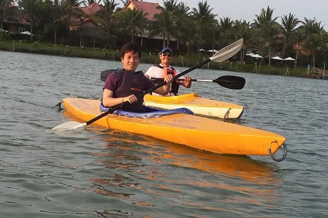 Private Tour: Kayaking in Hoi An Old Town