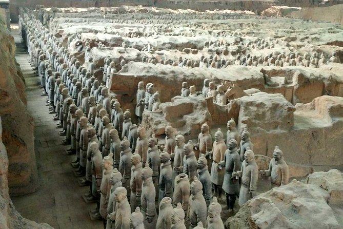 Classic Xian Day Tour