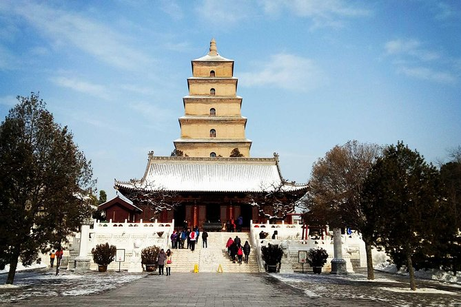 Half Day Private City Tour of Historical Xian