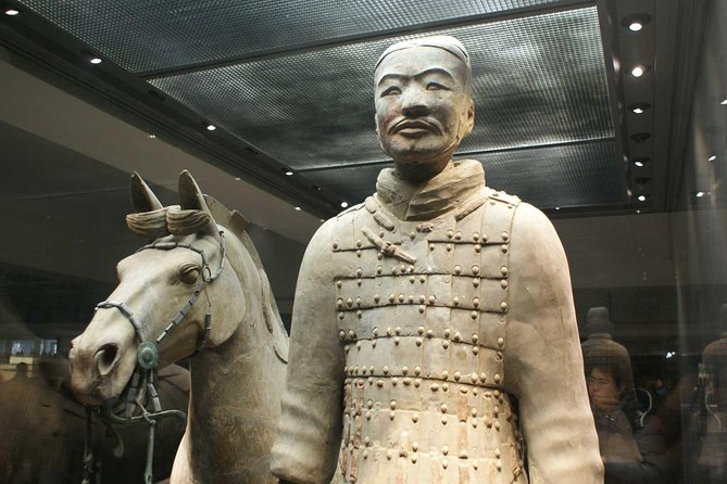 Xian Discovery of Qin and Han Dynasties