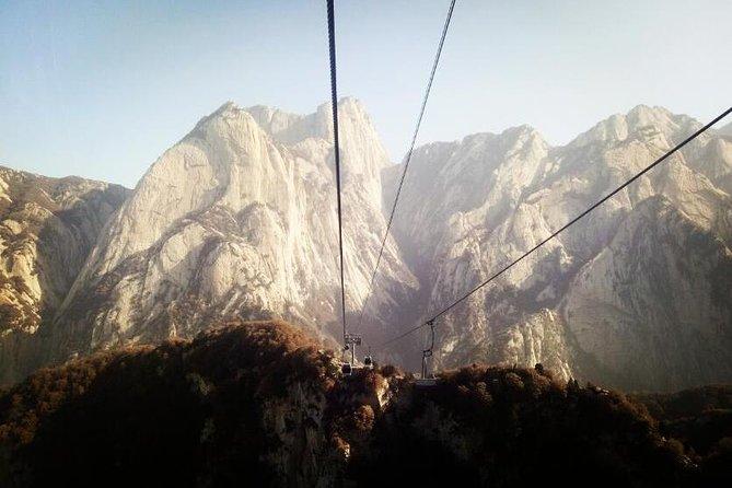 Full Day Huashan Mountain Trip from Xian