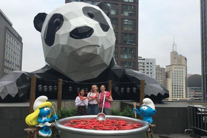 Chengdu Private Tour of Panda Experience