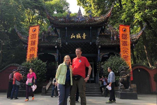 Chengdu Day Tour of Taoist Mountain and Dujiangyan