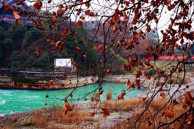 Chengdu Guided Tour of Taoist Mountain and Dujiangyan Irrigation