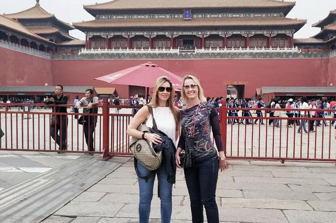 Tiananmen Square and Forbidden City Half Day Trip