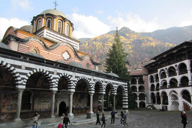 Rila Monastery and Wine Tasting Tour