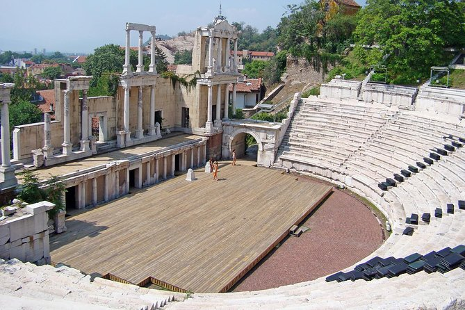 Full-Day Plovdiv and Asen's Fortress VR Tour from Sofia