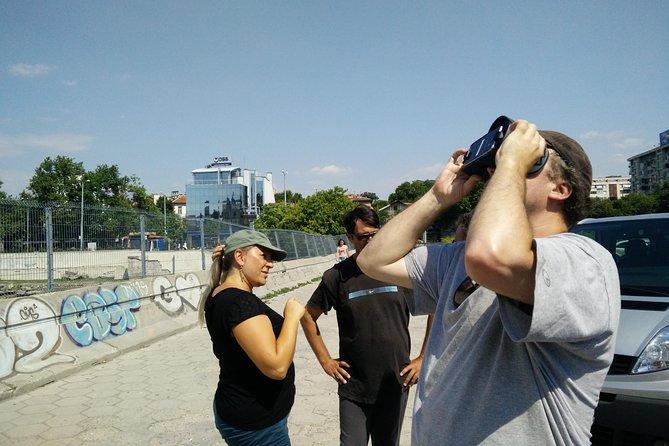 3D virtual reality googles