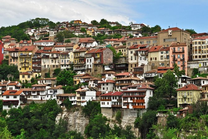 Full-Day Veliko Tarnovo and Arbanassi Tour from Sofia