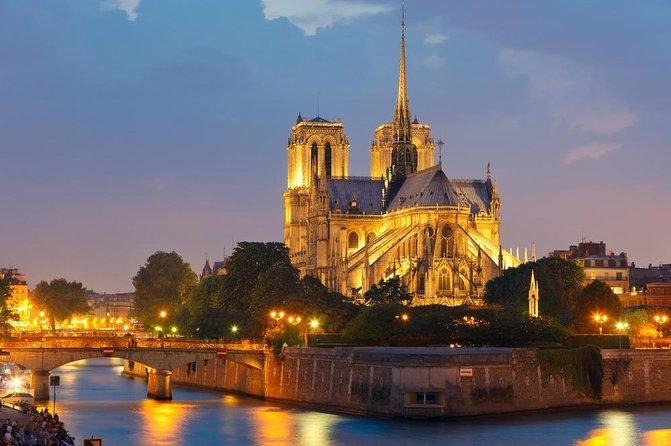 Paris Lights Evening Tour