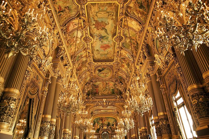 Secret Gems of Paris: Opera Garnier and Palais Royal Walking Tour