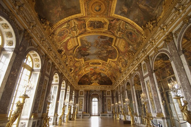 Versailles Half Day Trip from Paris by Coach with Independent Audio Guided Visit photo 2
