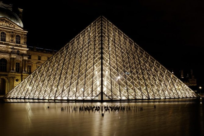 Paris City Ghost & Mystery Night Walking Tour