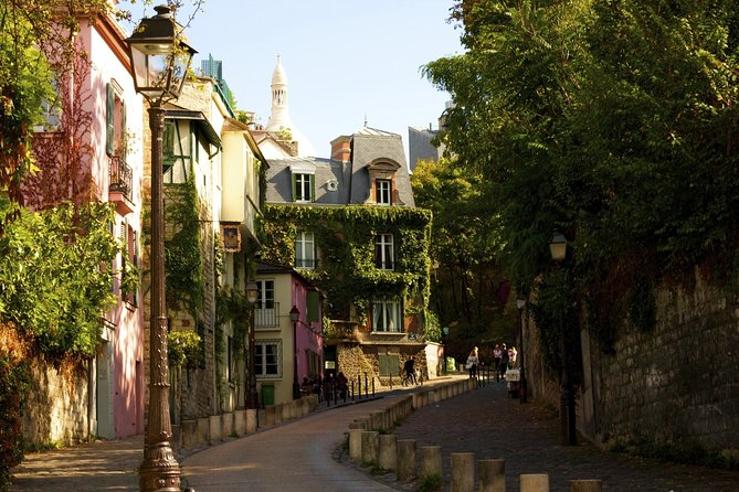 Narrow Streets in Montmartre