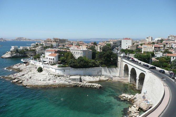 Tour du sud de la France en petit groupe: Marseille, Cassis et Aix en Provence