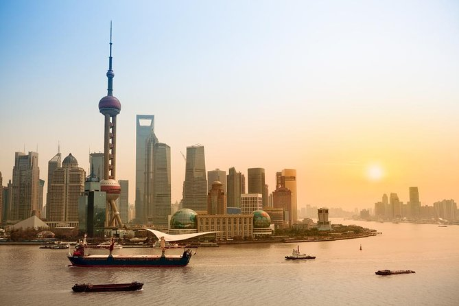 Shanghai Private Transfer from Airports to Cruise Ports in English Services
