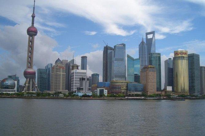 Serviço de transfer privado de Xangai em inglês: hotel para o porto de cruzeiros de Xangai