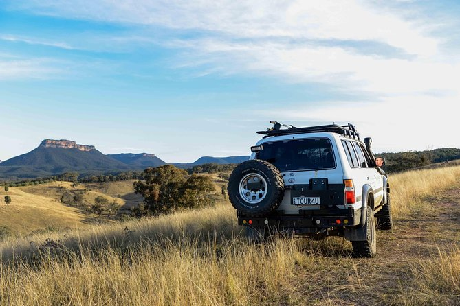 Blue Mountains Guided 4WD Tour