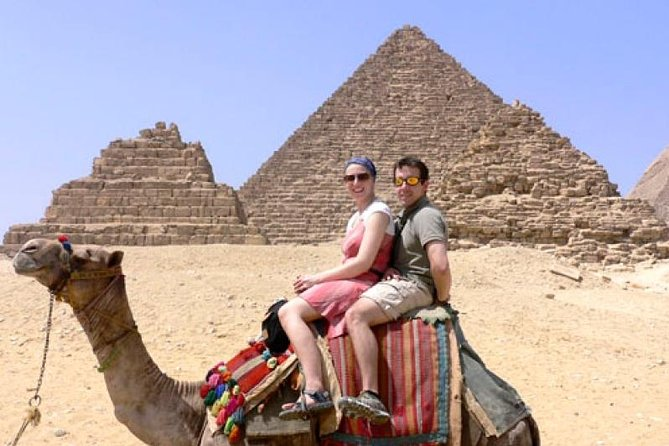 4-Night Package in Cairo and Alexandria with Camel Ride