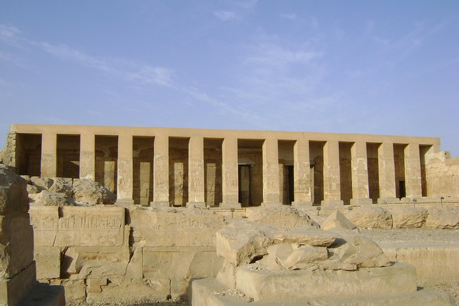 private day tour to Edfu and Kom Ombo temples from luxor