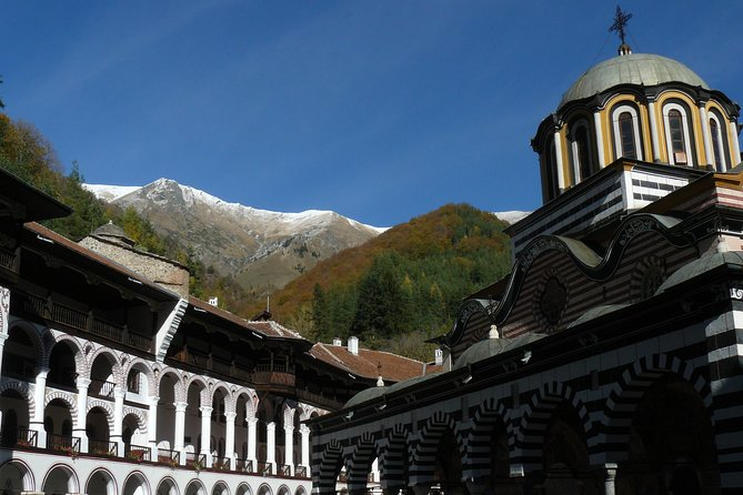 Rila Monastery Bike Tour from Sofia