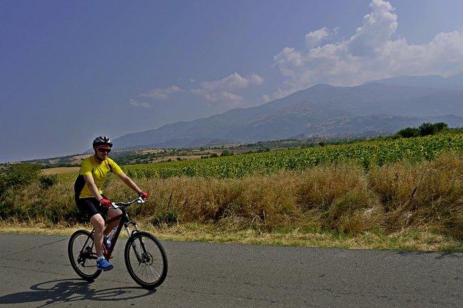 Biking in Rila mountains